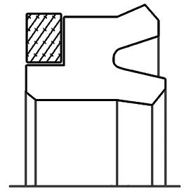 piston seal ak02